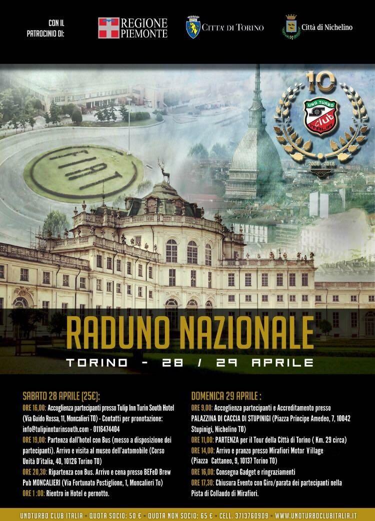Raduno Nazionale Torino