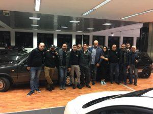 Uno Turbo Club Italia ospite di Bob Gear