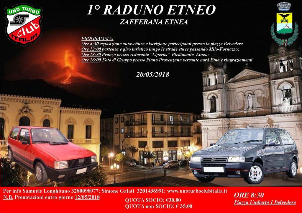 Raduno Etneo U.T.C.I. Sezione Sicilia