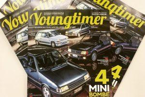 Youngtimer la rivista sulle storiche degli anni 80 e 90