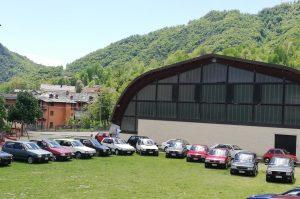 Raduno Villar Perosa U.T.C.I. Sezione Piemonte